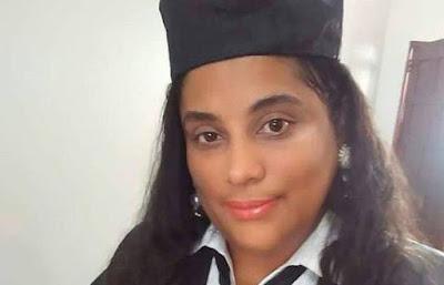 Salió del país la fiscal investigada por poner drogas en Villa Vásquez | @EntreJerez
