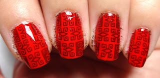Polynesian Nails