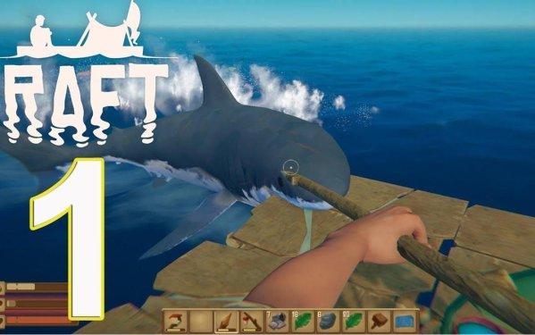 Best PC Survival Games RAFT