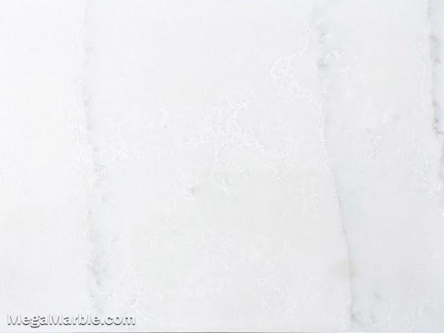 Bianco Fantastico Quartz Stone Color