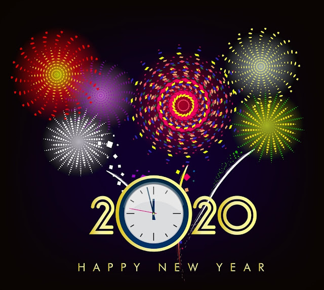 Happy New Year 2020 Images, Wallpapers 4