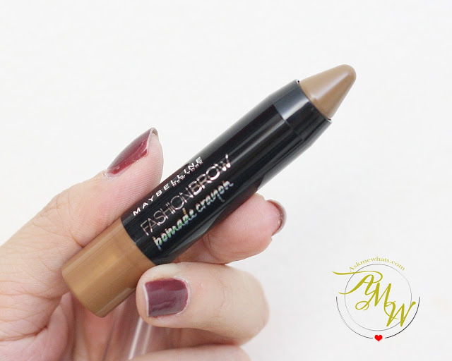 a photo of  Maybelline FashonBrow Pomade Crayon BR-4