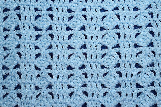 2 - Crochet Imagen Puntada a crochet para jarseis y chaquetas por Majovel Crochet