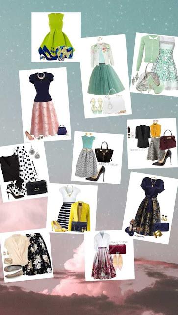 6 حيل و أفكار في تنسيق الوان ملابس النساء - موضة و ازياء
