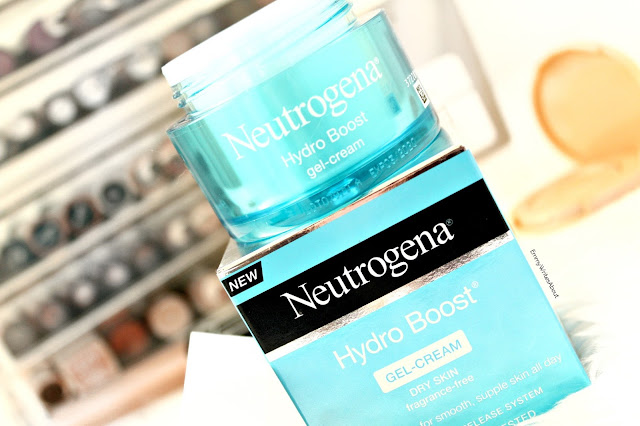 Neutrogena Hydro Boost Gel Cream Review