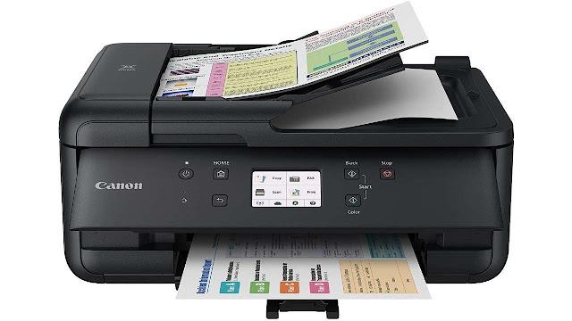Canon PIXMA TR7520 All-In-One Wireless Printer