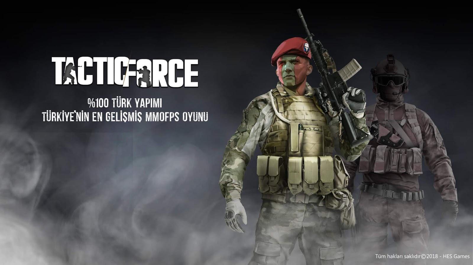 Tactic Force Gümbür Gümbür Geliyor!