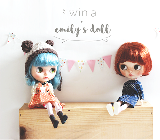 Win a Emily´s doll