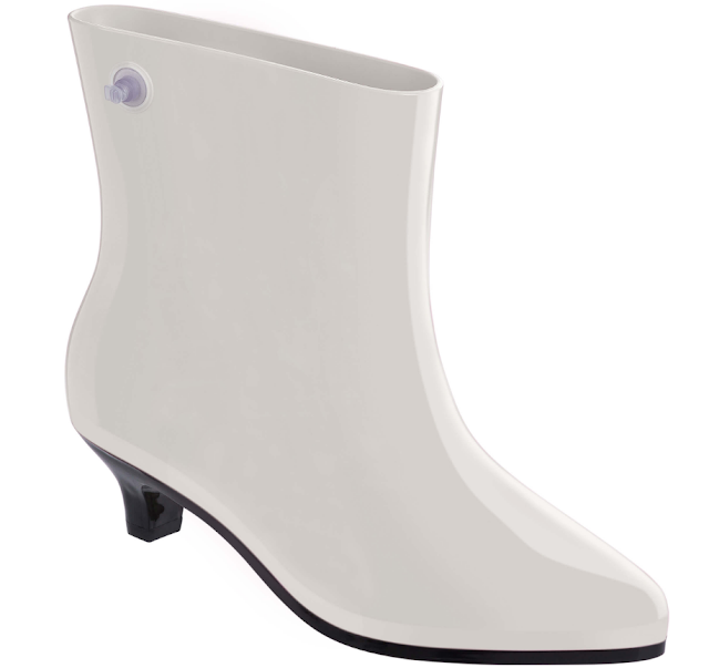Melissa x Jeremy Scott Ankle Boot
