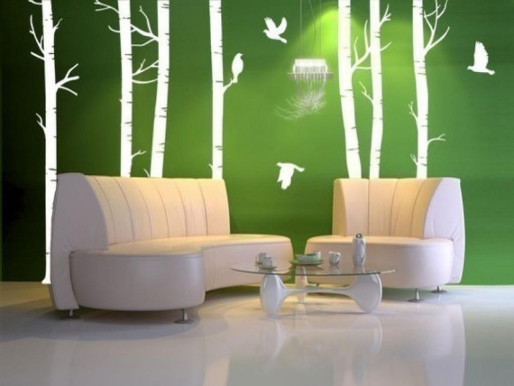 Desain Wallpaper Dinding Pemandangan Alam Kumpulan Desain Rumah