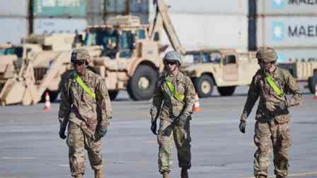 Forças Armadas dos EUA vão retomar exercícios militar na Europa