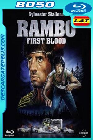 Rambo (1982) BD50 Latino – Ingles