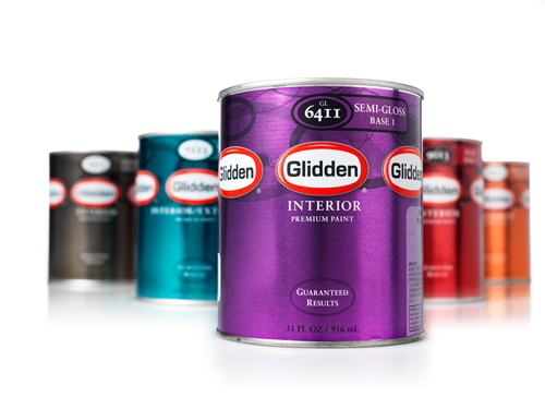 Free Quart Of Glidden Paint Hurry First 200 000