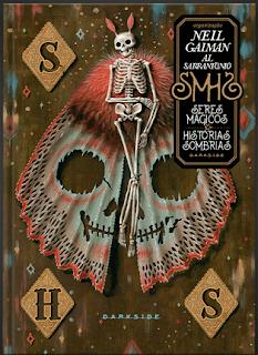 Seres Mágicos e Histórias Sombria / Neil Gaiman e Al Sarrantonio / Darkside Books