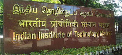 IIT Madras Top ten Engineering Colleges of India