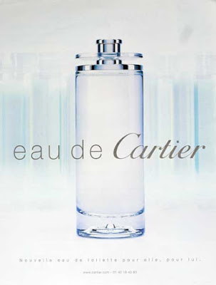 Eau de Cartier (2001 - 2002) Cartier