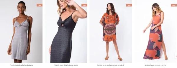 comprar vestidos mercatto desconto