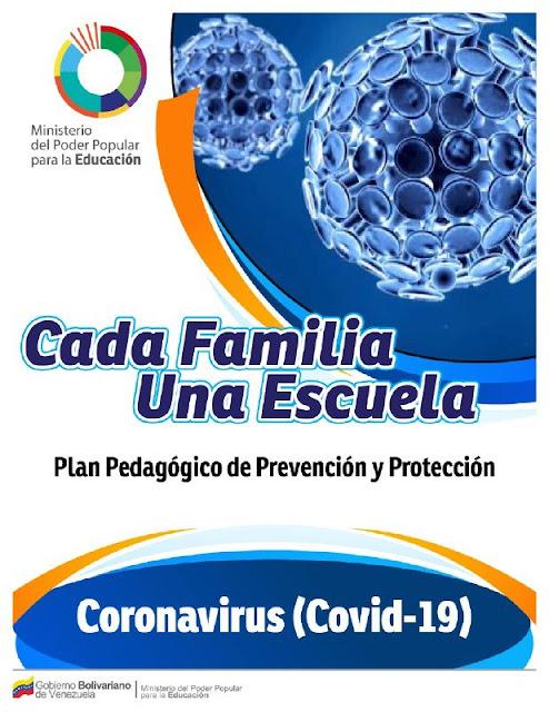 """Atención! En el siguiente link de la página WEB está disponible para su descarga el Plan """"Cada Familia una Escuela"""""""