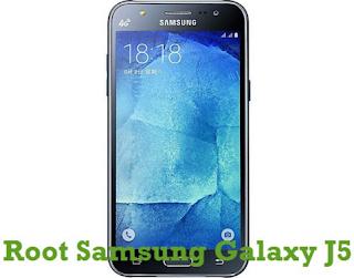Cara Root Samsung Galaxy J5 Semua Tipe