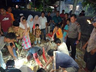 Kebakaran Di Kampung Nelayan, Seorang Balita Tewas Terpanggang