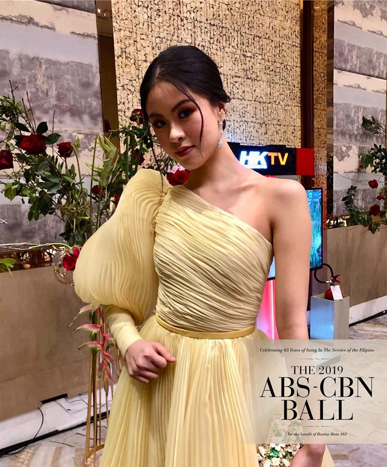 Kisses Delavin ABS-CBN Ball 2019