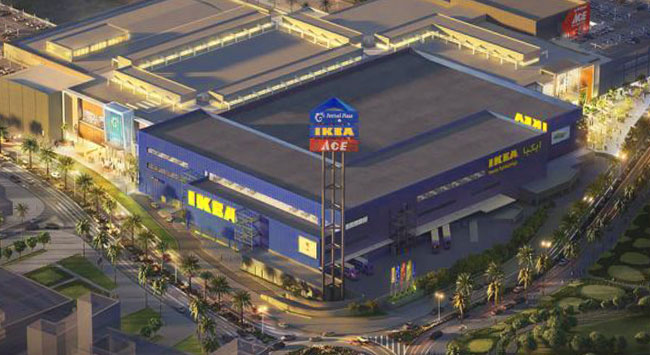 Huge mall to open| IKEA in Dubai