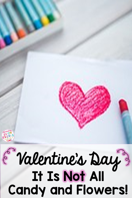 A funny look at what a Valentines Day celebration really looks like in an elementary classroom. It is not all cute valentine boxes, valentines and holiday treats!