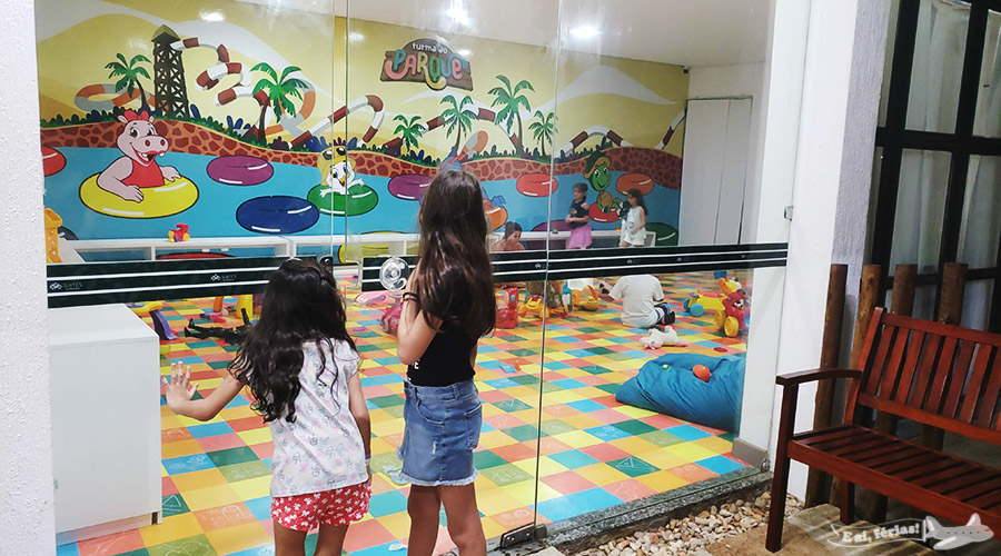 Brinquedoteca do Beach Park Suites Resort