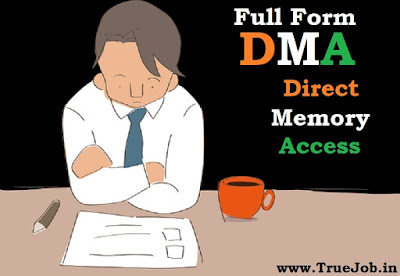 DMA-full-form