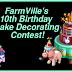 FarmVille's 10th Birthday Cake Decorating Contest!