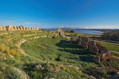 Στις 24 Αυγούστου ο διαγωνισμός για την επιλογή αναδόχου για την απομάκρυνση καταπεσμένων όγκων στο Ρωμαϊκό Θέατρο της Αρχαίας Νικόπολης