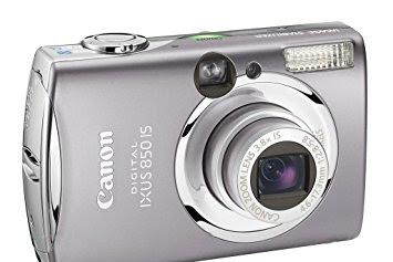Canon IXUS 850 IS Driver Download Mac, Windows