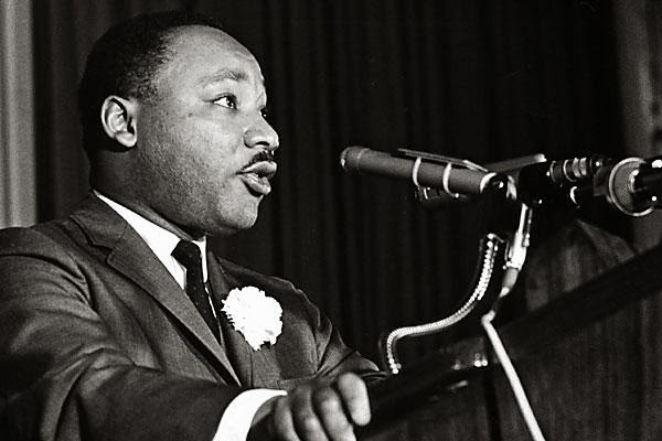 Martin Luther King Jr: Martin Luther King Day 2014