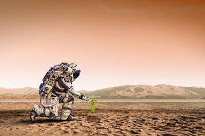 La ricerca della vita su altri pianeti.