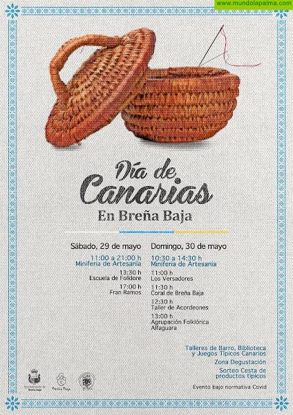Día de Canarias en Breña Baja