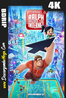 Wifi Ralph (2018) 4K UHD HDR Latino-English