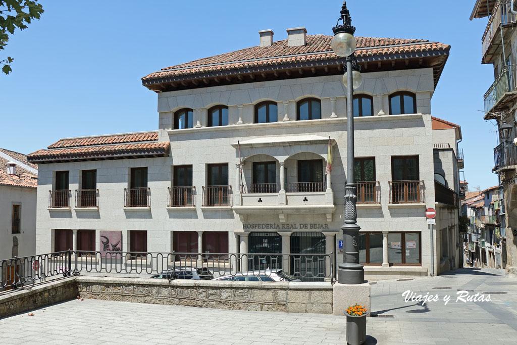 Plaza de la Piedad de Béjar