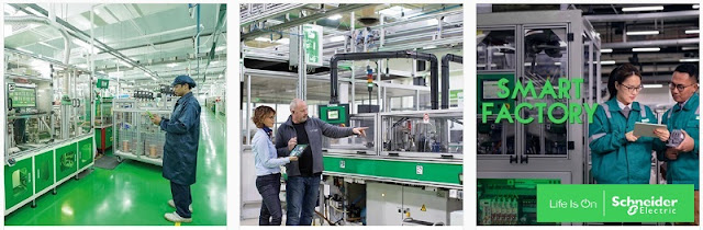 Smart Factory Schneider Electric