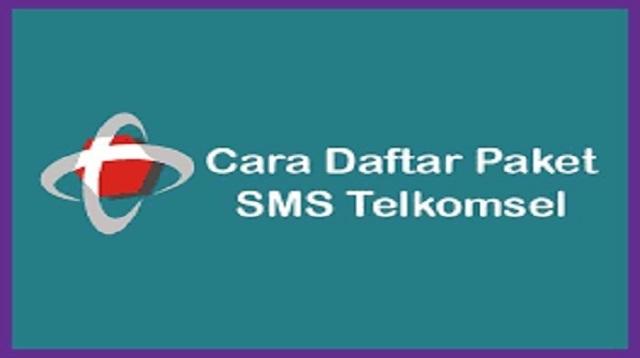 Cara Daftar Paket SMS Telkomsel