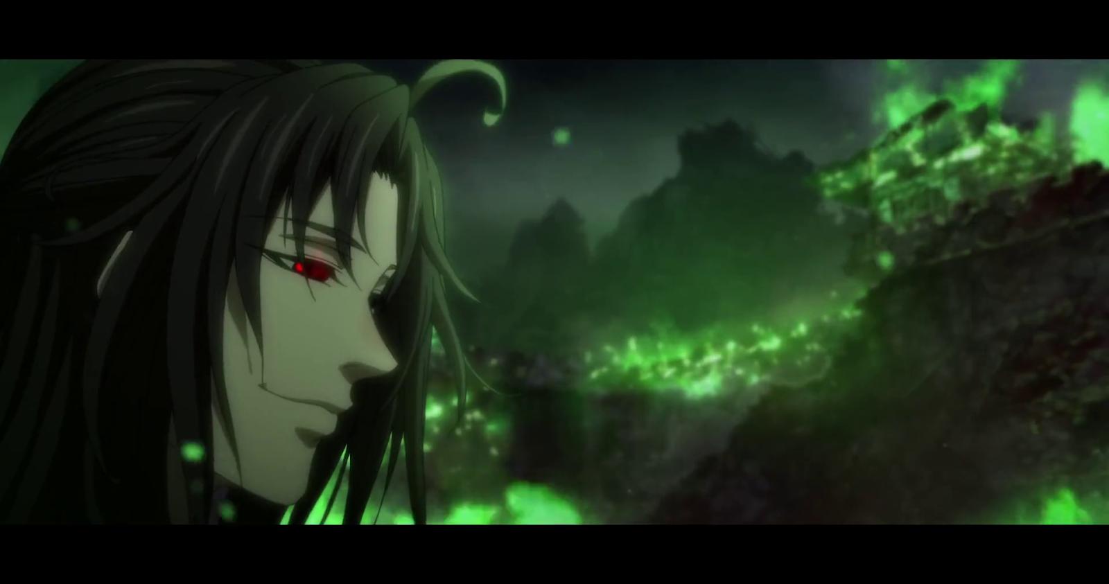 Grandmaster Of Demonic Cultivation Anime Ep 1 - #GolfClub