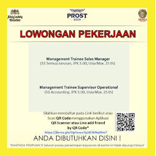 Lowongan Kerja Terbaru Medan SMA SMK D3 S1 Juni 2020 Anugrah Karya Prima