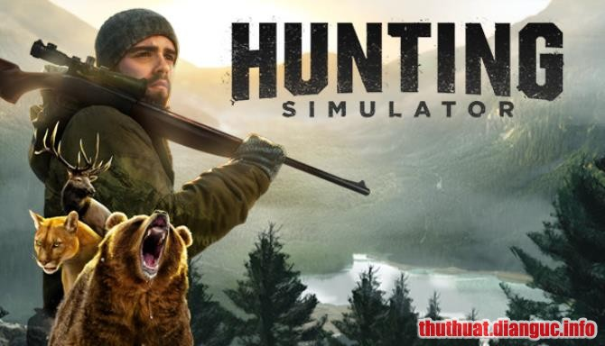 Download Game Hunting Simulator Full Cr@ck