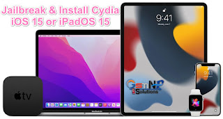 How to Jailbreak & Install Cydia iOS 15 or iPadOS 15