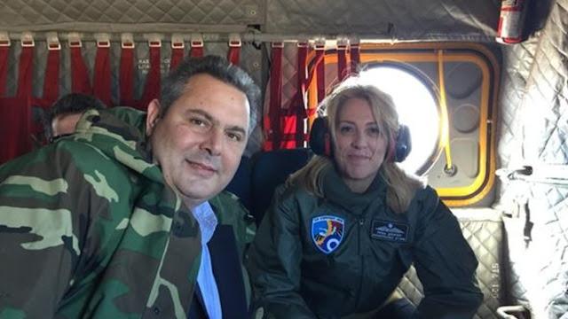 Π.Καμμένος: «Θα στείλουμε τις Ενοπλες Δυνάμεις για κατεδαφίσεις περιουσιών πολιτών» – Μ.Κωσταράκος: «Ο Στρατός δεν γκρεμίζει τα σπίτια κανενός»