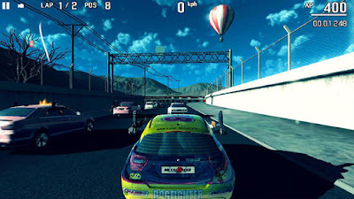 Game Metal Racer Offline Apk
