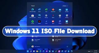 Windows 11 ISO File Download Karne ki Jankari