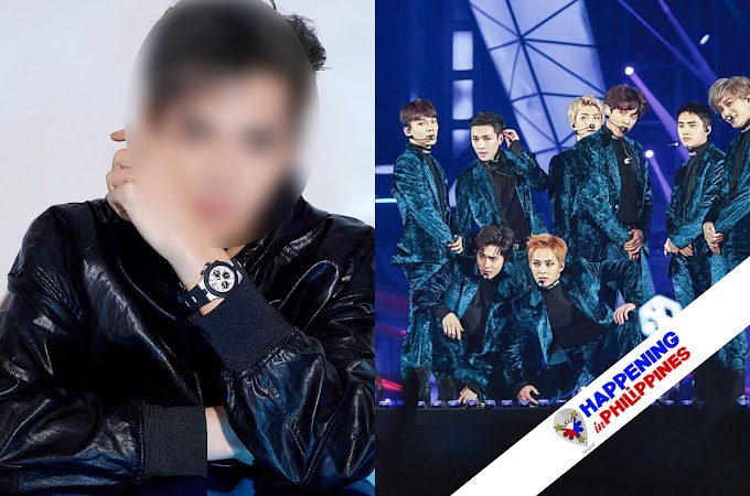 Dating Miyembro ng EXO, Naka Detain Ngayon Dahil sa Kasong Kinakaharap Niya!