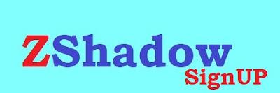 zshadow.com Signup