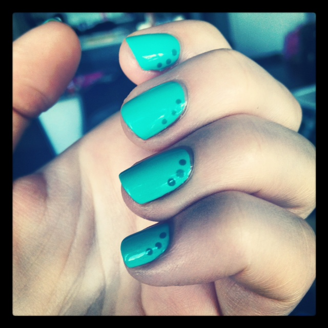 Fun and Easy Nail Art Designs : Everything About Fashion ...