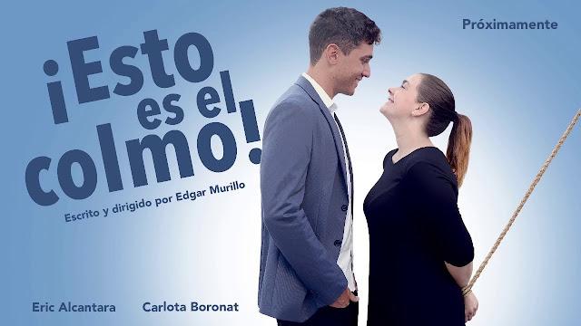 Cortometraje Esto es el colmo, dirigido en 2019 por Edgar Murillo